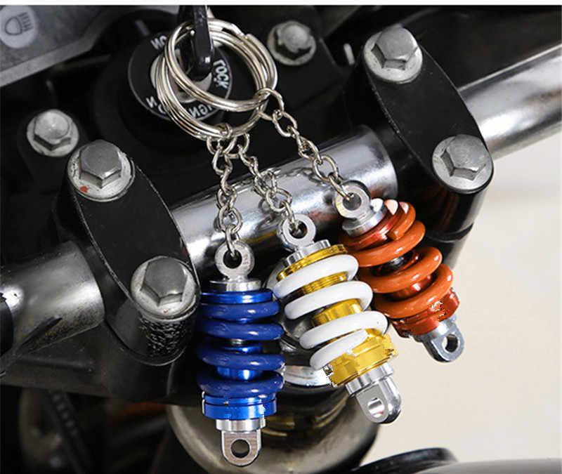 موتو rcycle سيارة موتو دراجة المفاتيح مفتاح سلسلة حلقية كيرينغ لسوزوكي RGV250 VS800 الدخيل VZ800 مارودر بانديت 650S