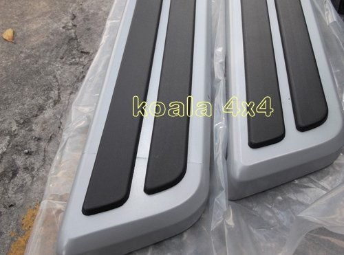 VW TOUAREG 2011 OEM DESIGN ALU RUNNING BOARD SIDE STEP