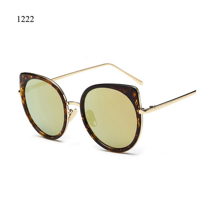 Retro Oversized Óculos De Sol Das Mulheres dos homens Óculos Polarizados Óculos de Condução óculos de Sol Espelho UV400 Shades Gafas de sol Mujer Hombre 4 Cores