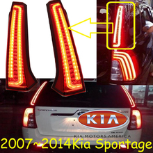 car-styling,KlA Sportage Taillight,2007~2014,Free ship!2pcs,Sportage fog light;chrome,Sportage tail lamp,cerato,Ceed,sportageR
