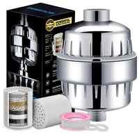 Adoolla 10-15 Schicht Filter Set Sprinkler Dusche Wasser Filter Chlor Entfernung Filter für Bad Lieferungen