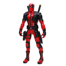 12 30cm Marvel the Avengers Endgame Justice league Crazy Toys Deadpool PVC Action Figure Collectible Model Toy children gift молдинг решетки радиатора хром корея для hyundai grand santa fe 2012 2018