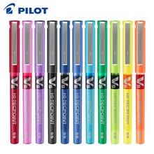 Japan PILOT Gel Pen BX-V5 0.5mm Business Office Signature Needle Straight Liquid Gel Pen 1Pcs