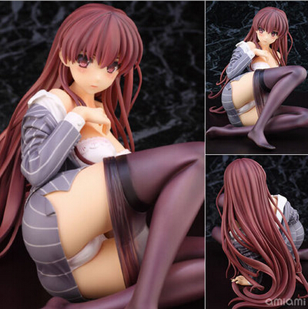 NEW hot 16CM sexy adult Misaki Kurehito alphamax sex COMIC collectors action figure toys Christmas with box