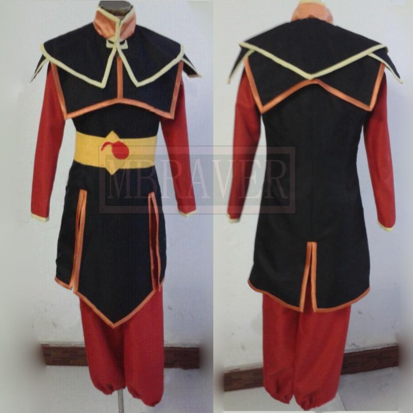 Avatar The Legend of Korra Korra Cosplay Costume Custom made in any size