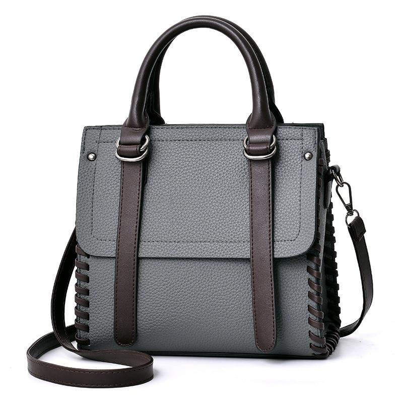 women handbags leather female messenger bags woman new arrival big shoulder bag designer ladies totes handbag large 5v11244