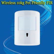 Wireless Pet-friendly Pet-Immune Sensor