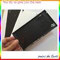 Оригинальный Мобильный Телефон задняя крышка корпуса Для Sony Xperia T3 задняя Панель Корпуса Задняя Крышка Батареи Дверь С Кнопки + Логотип + Ремонт инструмент