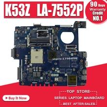 Motherboard A53Z K53Z Sepenuhnya