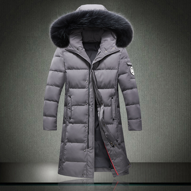 Aliexpress.com : Buy 2016 Winter Brand Men Down Jacket Hood With ...
