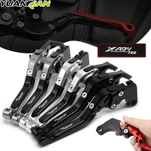New With XADV 750 logo Motorcycle CNC brake Clutch Levers For HONDA X-ADV 2017 2018 High Quality