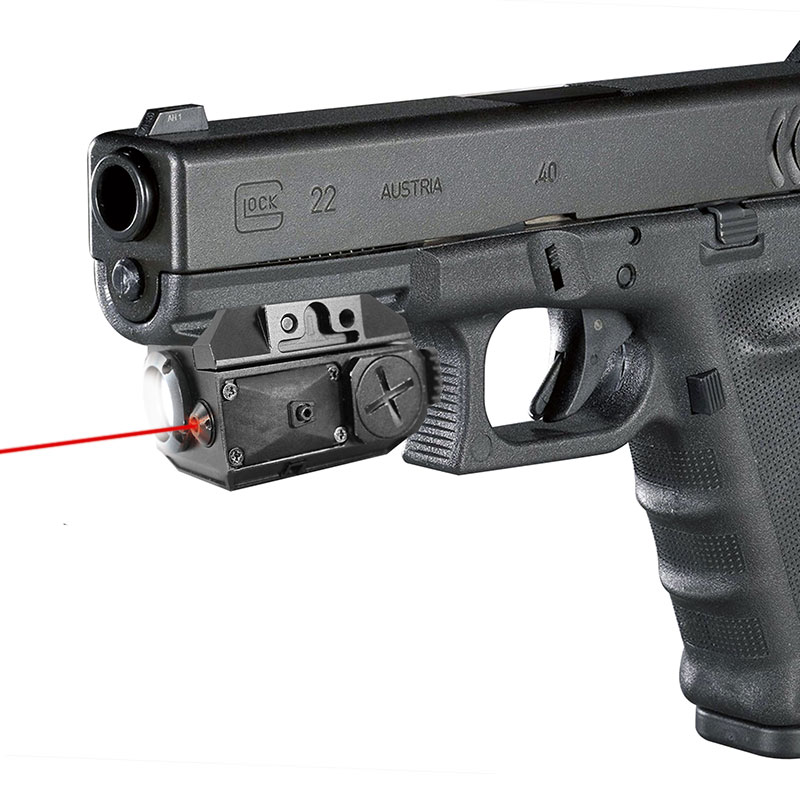 Laserspeed Low Profile Green Laser Sight Built In