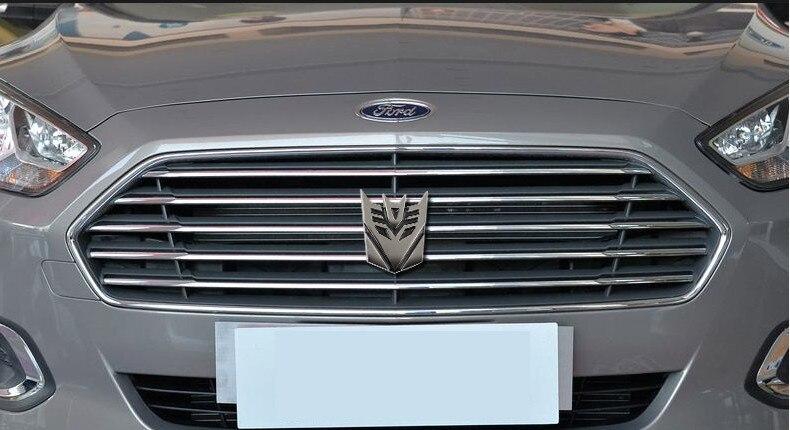 car Transformers logo sticker for AUDI a1 a3 a4L a4 a5 a6 b8 c5 c6 b7 a6L a7 a8L S5 S a8 S8 Q3 Q5 Q7 SQ5 Q1 TT TTS R8 RS5 RS7