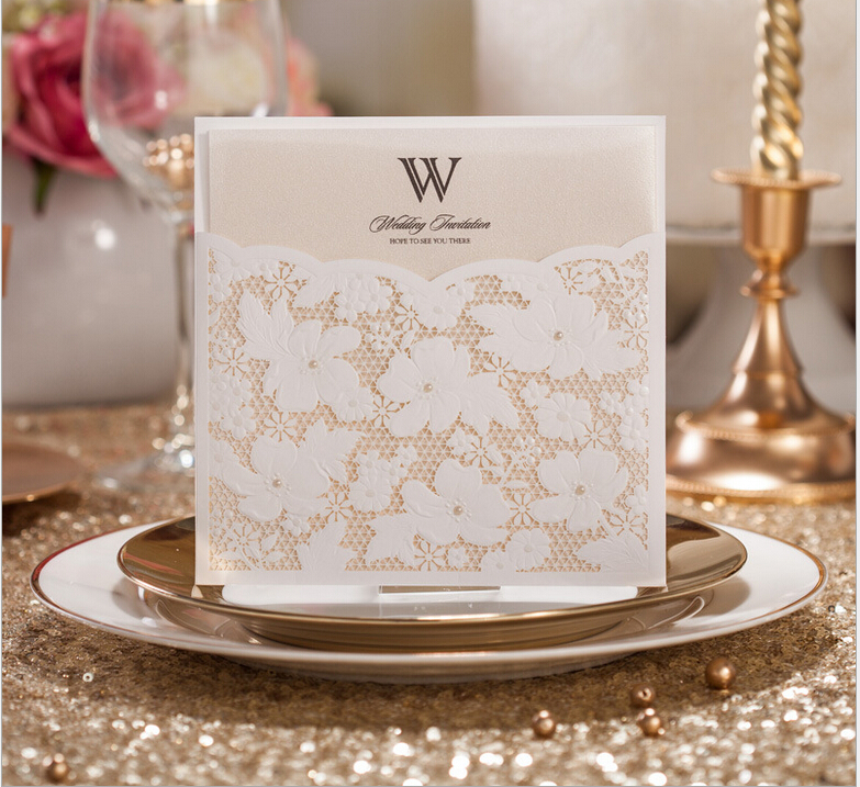 Popular Wedding Invitation LaceBuy Cheap Wedding Invitation Lace – Lace for Wedding Invitations