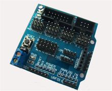 for arduino Sensor Shield V5.0 V5 Expansion Development Board DIY Blocks Of Robot Part