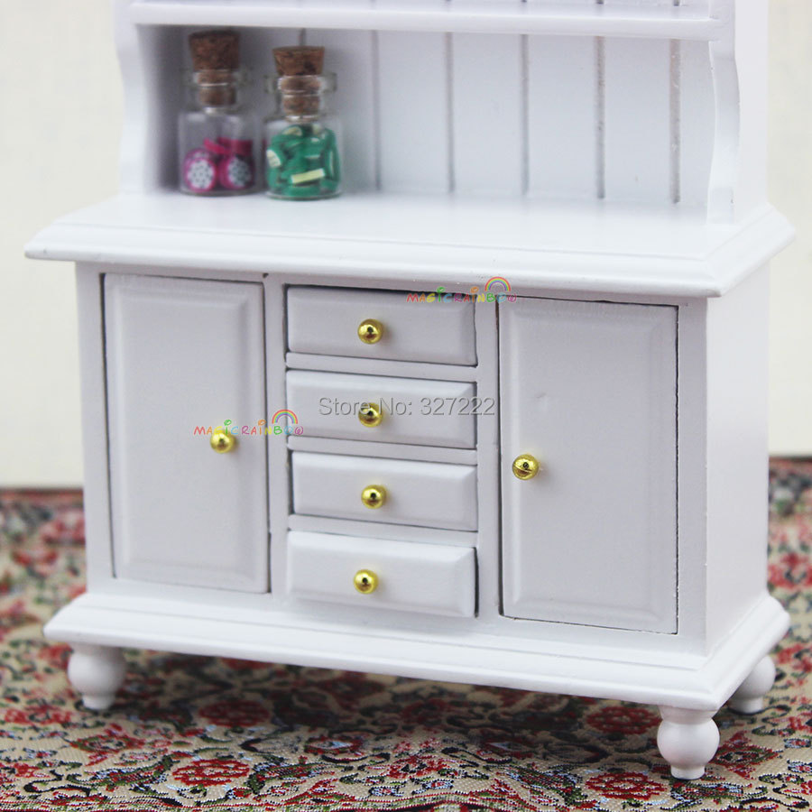 Kitchen Dollhouse Furniture Aliexpresscom Buy 1 12 Scale Dollhouse Miniature Furniture Show