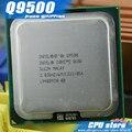 Intel Core 2 Quad Q9500 CPU Процессор (2.83 ГГц/6 М/1333 ГГц) Socket 775 Настольный ПРОЦЕССОР (работает 100% Бесплатная Доставка), продаем Q9400