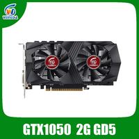 Video Card GTX1050 GPU Graphic Card Map 2G DDR5 Gaming Mining Card For nvidia Geforce Gtx games PCI E X16 HDMI