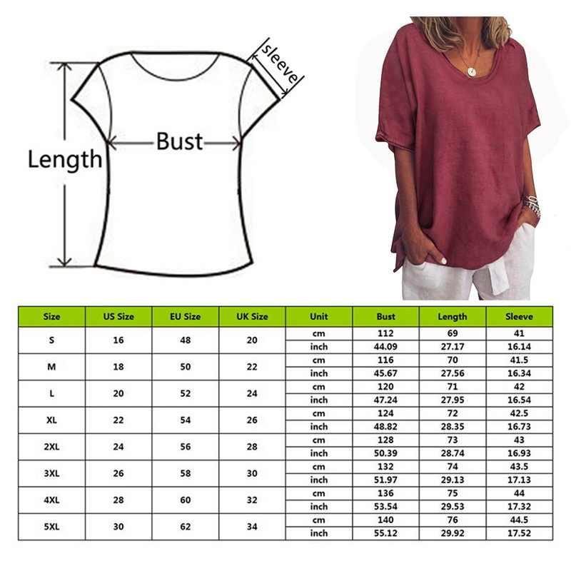 SFIT 女性はプラスサイズブラウス固体綿ラインボタン V ネックブラウスレディカジュアルチュニックトップスプラスサイズシャツ s-5XL