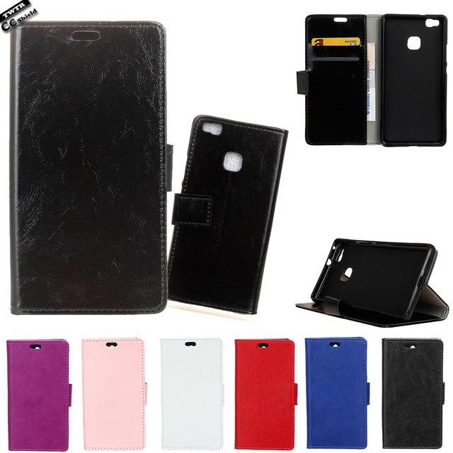 Flip Case for Huawei P9 lite P9lite Phone Leather Case For Huawei P 9 lite VNS-L21 VNS-L31 VNS L21 L31 L22 L23 wallet soft Cases