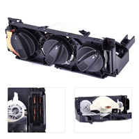 DWCX AC Air Heater Control Panel Climate Control Switch 1H0 820 045D 1H0820045D 1H0 820 045C for VW Golf 1992 2000 2001 2002