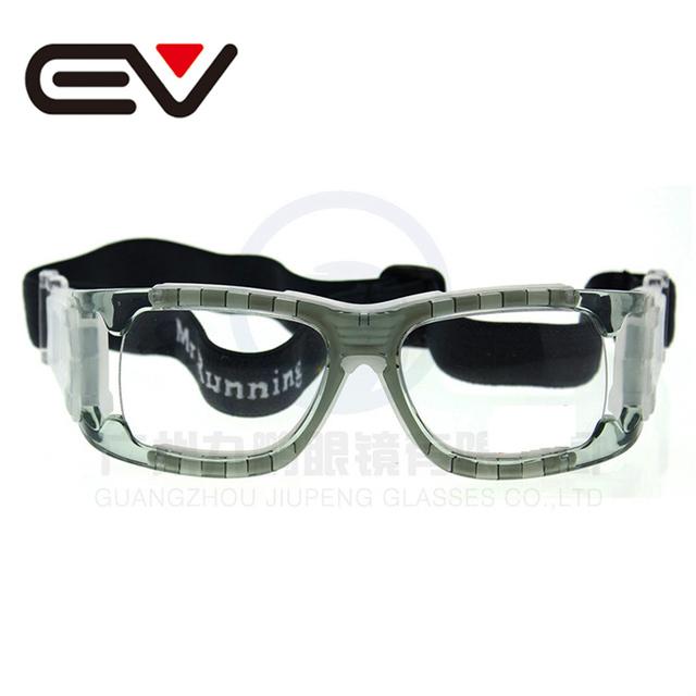 Mens Óculos De Basquete Esportes Ao Ar Livre Óculos Profissionais do Sexo Masculino Óculos de proteção óculos de Basquete Futebol & futebol EV0236
