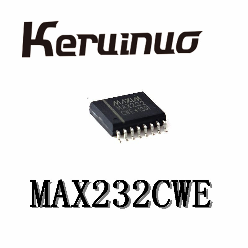 5pcs MAX232CWE 232CWE New Original Sop In Stock
