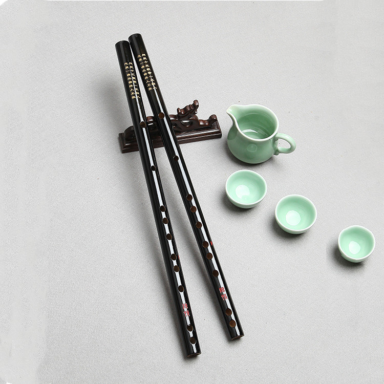 1PC The Flute Line Fife Learning Chinese Traditional Bamboo Flute Vertical Flute Clarinet