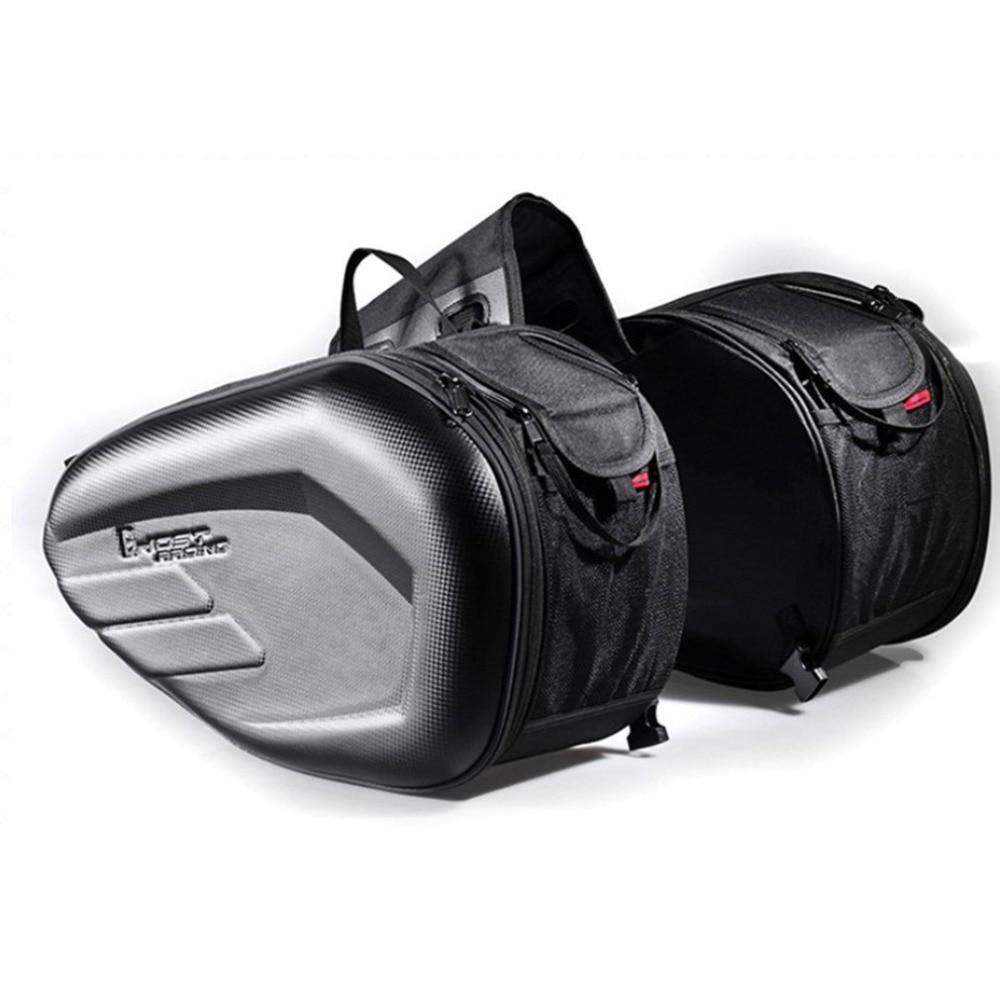 58L Motorcycle Saddlebags Rear Seat Luggage Large Capacity Multi-use Expandable Body & Frame Tank Bag & Saddlebags кофры komine
