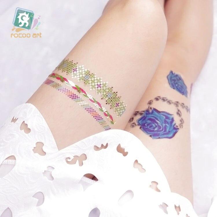 armband handgelenk tattoos werbeaktion shop f r. Black Bedroom Furniture Sets. Home Design Ideas