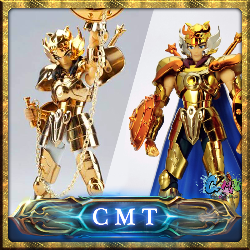 CMT Aurora Model Cs Model Saint Seiya OCE / EX Libra Dohkor action figure Cloth Myth Metal Armor cmt aurora model cs model saint seiya oce ex libra dohkor action figure cloth myth metal armor