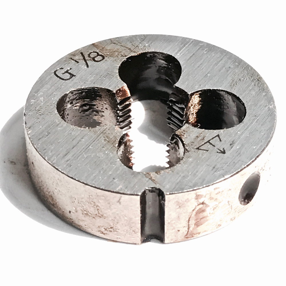 Free Shipping Of 1PC BSP Manual Die G1/8