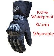 Перчатки бесплатная доставка мотоцикл водонепроницаемый мото guantes motos motocicleta мотоцикл ciclismo100 % водонепроницаемый ветрозащитный ml XL XXL