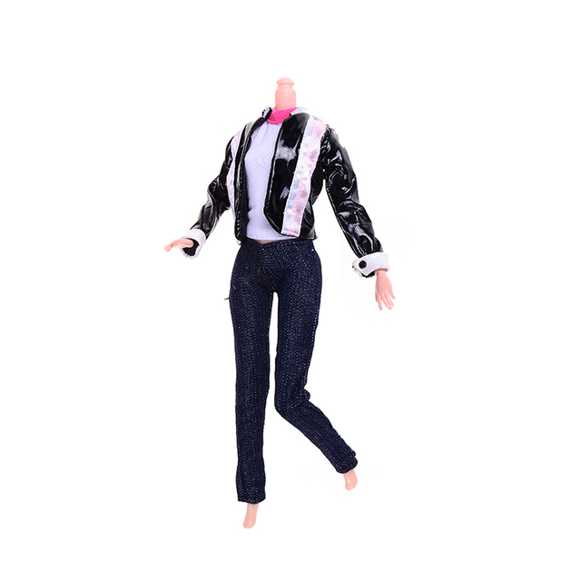 Doll Party Clothes Elegant Blouse Casual Wear Girls Suit Trousers Clothes Accessories Doll Girls'Gift 15 Styles