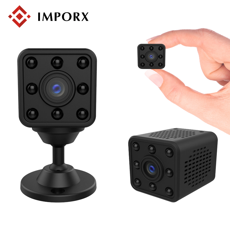 все цены на 1080P HD WiFi Small Micro Camera Home Mini camcorder Remote Playback Video Wireless Mini Camera Motion Detection Night Vision онлайн