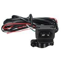 3 Meters ATV UTV Winch Rocker Switch Handlebar Control Line Warn Accessories New