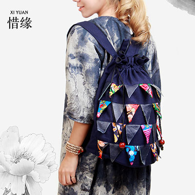 XIYUAN BRAND Women backpack backpacks for teenage girls casual school Linen bags laptop backpack female bag mochila feminina children school bag minecraft cartoon backpack pupils printing school bags hot game backpacks for boys and girls mochila escolar