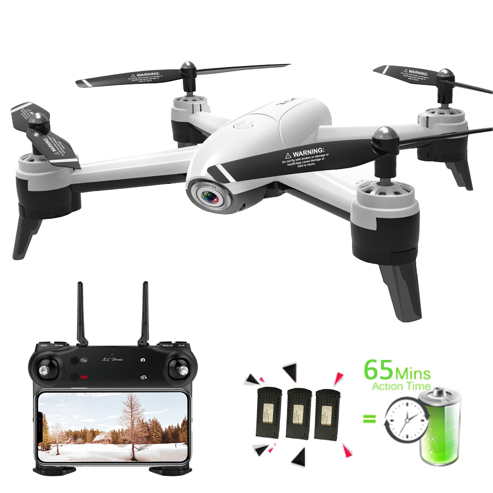 FPV Drone Dron Radio controlled Drones Altitude Hold Long Time Fly Dual Cameras Quadrocopter With Camera 5MP/2MP helicopter