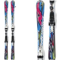 Harbin Wang \ Italy Nordica Nordica dog top SL slalom skis double plate preferential