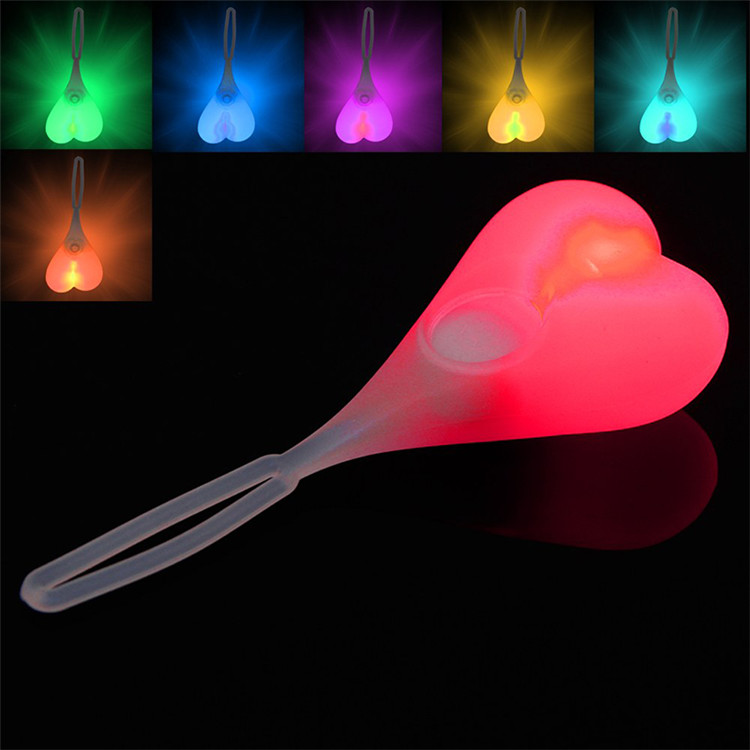 Red Color Testicle Lamp for Bike