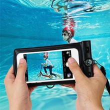 Underwater Phone Bag Case Cover for Samsung Galaxy S7 S6 Edge S5 S4 Note 7 5