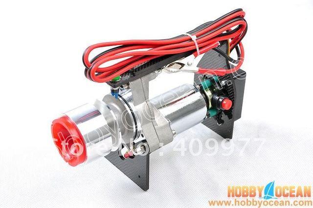 12 18v Torque Wide Range Electric Starter 15 80cc Engine