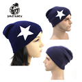 Men's Women's Knit Baggy Beanie Winter Hat Ski Slouchy Chic Knitted Cap Skull