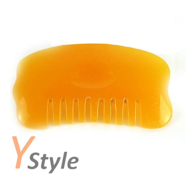 New Arrival Mini Head Massager for Protecting Lossing Hair Beeswax Comb Mini Massager for Hair & Head Wholesale 2PCS A Lot