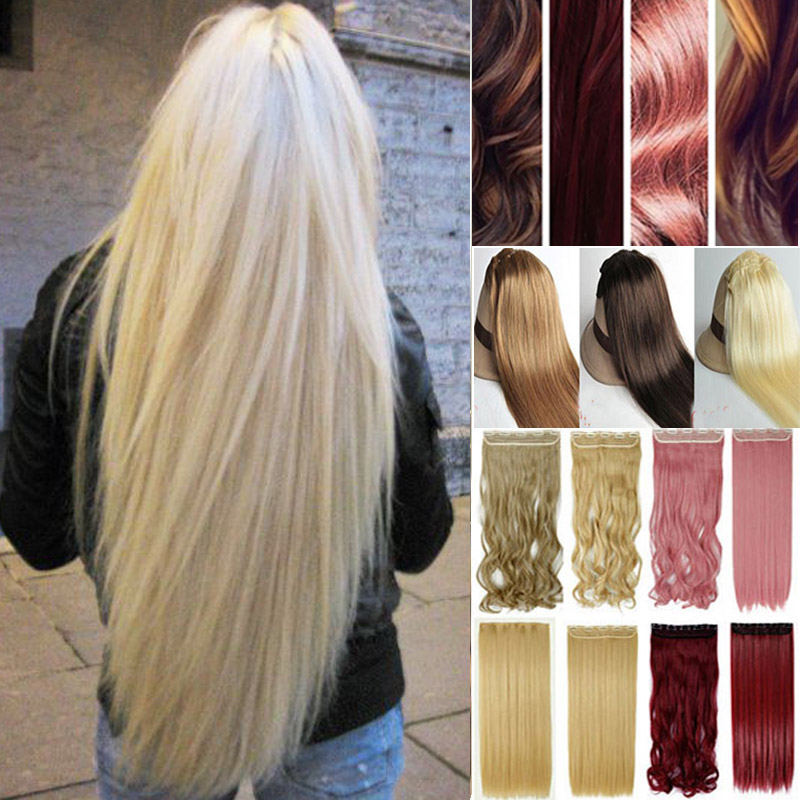 Free shipping 30inch super long one piece 5 clips in hair free shipping 30inch super long one piece 5 clips in hair extensions amazing straight synthetic hair for 34 full head on aliexpress alibaba group pmusecretfo Choice Image