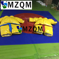 MZQM free shipping Kids or adults sumo wrestling suits for sale,foam padded sumo suits for fighting