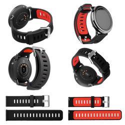 Ootdty замена силиконовый браслет ремешок для Xiaomi huami Amazfit Спорт Смарт часы