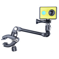 The Jam Adjustable Music Clip Mount For Gopro Hero4 Session 4 3 3 2 1 Xiaomi