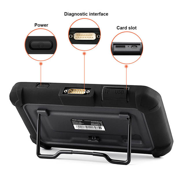 US $374 42 31% OFF|OBD2 Scanner Diagnostic Tool Throttle Reset Oil Service  Reset EPB CVT Auto Car Scanner Car Coding Programming Tool EUCLEIA S7C-in
