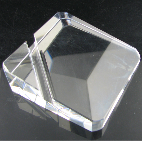 Ifolaina square office crystal business card holder formal crystal ifolaina square office crystal business card holder formal crystal name card holder in statues sculptures from home garden on aliexpress alibaba colourmoves